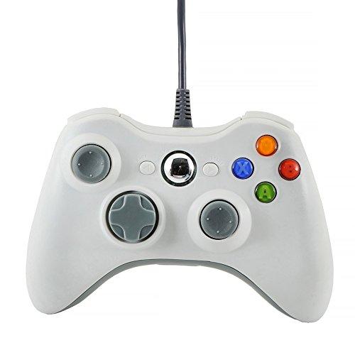 360 Pad-xbox (QUMOX Controller USB Pad Joystick Joypad Gamepad Spiel für Xbox 360 PC Windows 7)