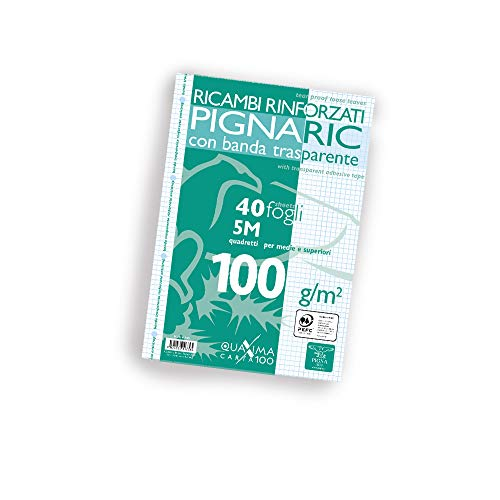 Pigna Ric Notebook mit-Tinktur, 40Blatt, A4 -