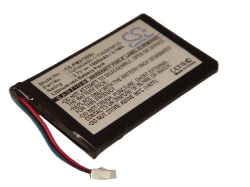 vhbw Li-Ion Akku 1000mAh (3.7V) für Videokamera, Camcorder Pure Flip Video, M2120, Mino F360, Mino F360B wie 02404-0013-00, 1UF463450-1-T0058/NP20 Mino Camcorder