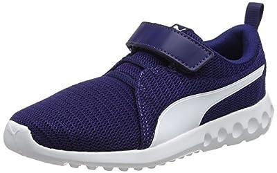 Puma Unisex-Kinder Carson 2 V Ps Sneaker