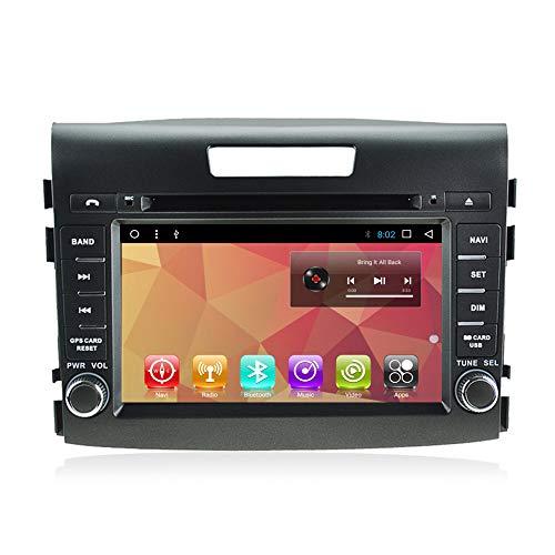 Android 8.0 Car DVD Player Radio GPS for Honda CRV
