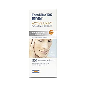 41NtWUoHDWL. SS300  - Foto-Ultra-100-ISDIN-Active-Unify-Fusion-Fluid-SPF-100-50ml