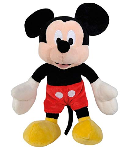 Disney Mickey Mouse Clubhouse 20cm Mickey weichem Plüsch Spielzeug (Mouse Clubhouse-plüsch-spielzeug Mickey)