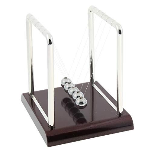Sharplace giocattolo pendolo scienza sfere quadrato culla newton regalo bambini studenti scuola - medio