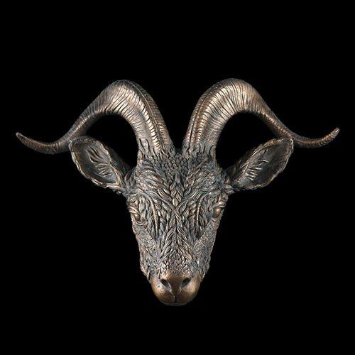 COLLECTOR Europeo resina ornamenti idee fanno vecchio cervo bianco solido