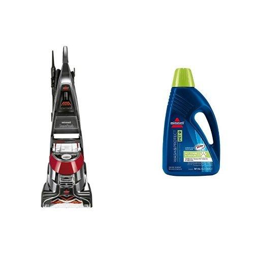 Bissell StainPro 6 Teppichreinigungsgerät + Wash&Protect Pet Reinigungsmittel