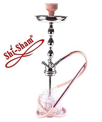 ShiSham NG Reloaded Silver-Shaft Pink von ShiSham