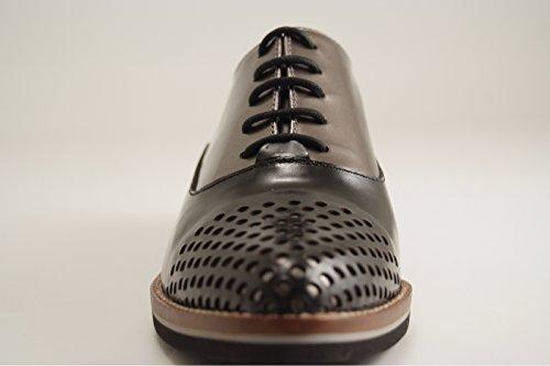 Gadea, Black Chaussures À Lacets Pour Femmes