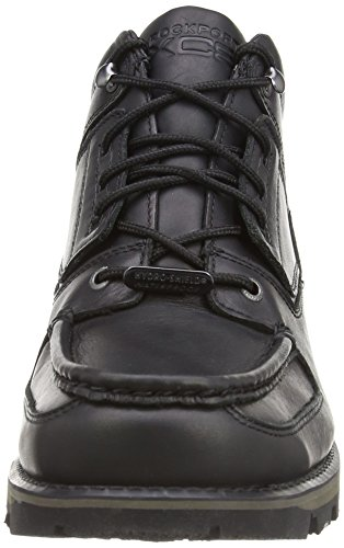 Percorso Umbwe Homme Rockport Chukka Noir w4PqyF8Ox