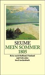 Mein Sommer 1805 (insel taschenbuch)