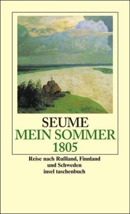 Mein Sommer 1805 (insel taschenbuch): Alle Infos bei Amazon
