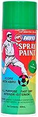 Abro Colour Spray Paint (400ml, Fresh Green)