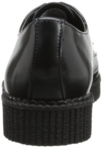 T.U.K. Pointed Creeper A8533, Baskets mode mixte adulte Noir (Black)