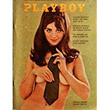 PLAYBOY EDITION US du 01/04/1969 - ADA - VLADIMIR NABOKOV - JULES SIEGEL - ROBERT RUSSEL - PHILIP MEYER - R. POTTERTON - MASTER OF THE BALL HAWKS - P. MCGIVERN - R. L. GREEN - THE SWINGERS - R. WAREN LEWIS - THE GRANDSTAND PASSION PLAY - JEAN SHEPHERD - PREY - R. MATHESON - CHILI WEATHER - TH. MARIO - LITTLE ANNIE FANNY - H. KURTZMAN AND WILL ELDER