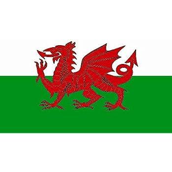 U24 Fahne Flagge Wales 150 x 250 cm