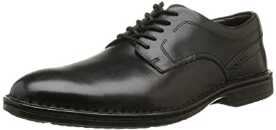 Rockport Men's Rocsportlt Bsn Plt Lace-Up Flats Black Noir (Black) 5.5 (39 EU)