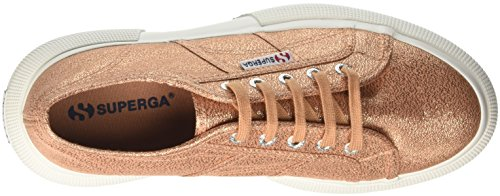 Superga 2287-lamew, Sneaker Donna Rosa (or Rose)