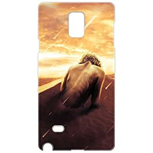 a AND b Designer Printed Mobile Back Cover / Back Case For Samsung Galaxy Note 4 (SG_N4_3D_262)