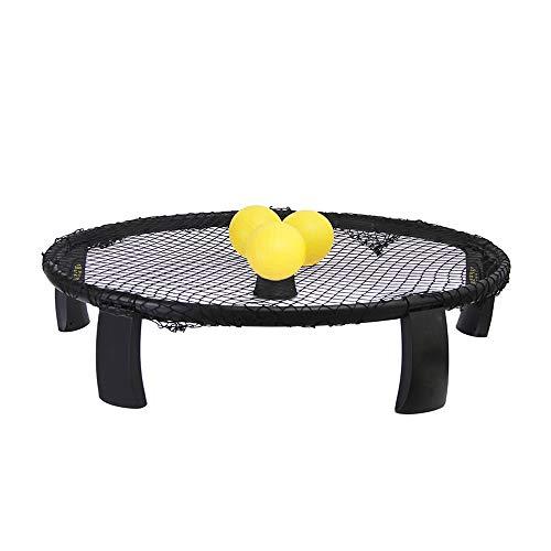 DQM Beach Pinball, 3-Ball-Kit, inklusive Netz, Kordelzug Outdoor Camping Casual Game, ist EIN lustiges, aktives und wettbewerbsfähiges Spiel