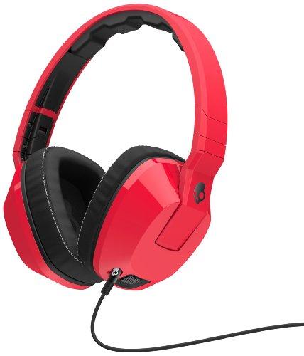 Crusher S6SCFY-059 con Microfono, Rosso/Nero