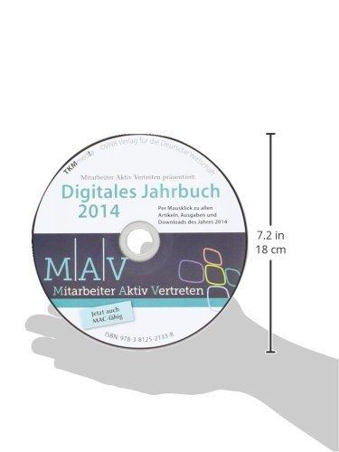 MAV – Mitarbeiter Aktiv Vertreten Digitales Jahrbuch 2014 - 2