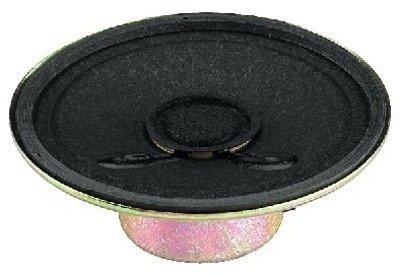 Monacor Miniatur Flush Mount Lautsprecher (0,25WRMS, 8Ohm)