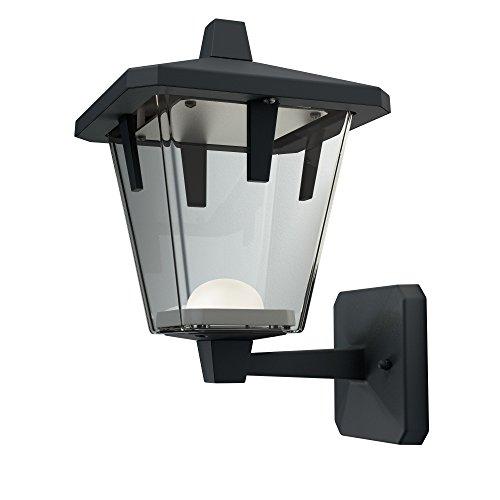 Osram LED Wand- und Deckenleuchte, Leuchte für Außenanwendungen, Warmweiß, 216,0 mm x 180,0 mm x 289,0 mm, Endura Style Lantern Classic