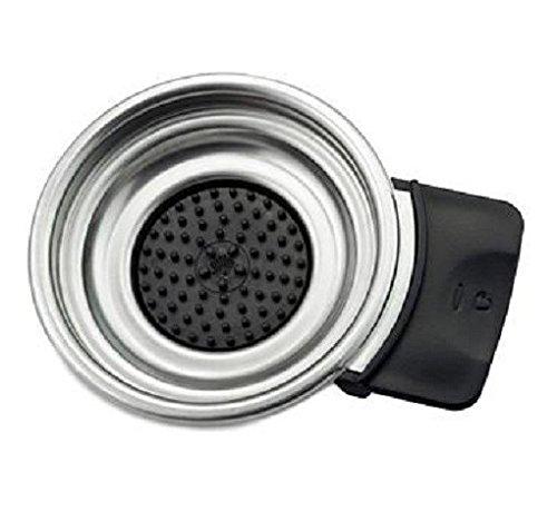 Philips Senseo 1 Tassen Padhalter - Deckel für VIVA CAFÉ HD7825, HD7827, HD7835, HD7825/60 - Schwarz