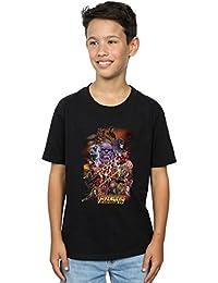 Acokaia Camiseta Infinty War Vengadores