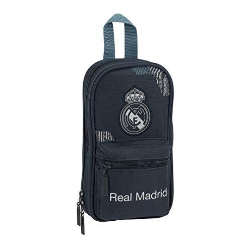 Safta Real Madrid 2 Plumier Estuches 23 cm