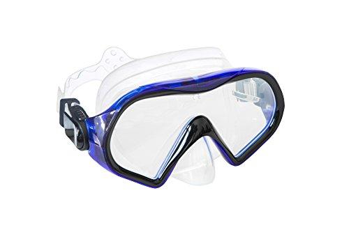 BEMA Tauchermaske für Kinder und Jugendliche Schwimmbrille Taucherbrille