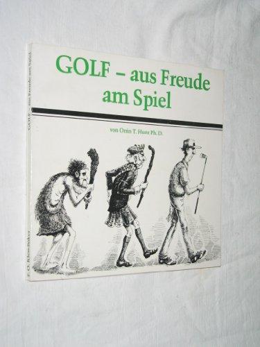 Golf - aus Freude am Spiel