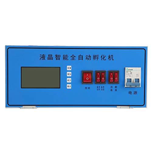 Sugoyi Incubator-Controller, Intelligent LCD automatische Digital-Incubator Hühnerei Hatcher Temperatur-Feuchtigkeits-Controller für Farm Nutzung(220V)