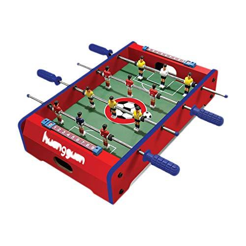 Tischkicker Interaktiver Spieltisch Desktop-Doppelfußball Kinderpuzzle-Fußballspiel 3-10 Jahre Alter Junge Interaktives Spielzeug Für Eltern Und Kind Kinder Sport & Outdoor