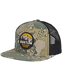 Burton Gorras Marble Head Brush Camo Trucker