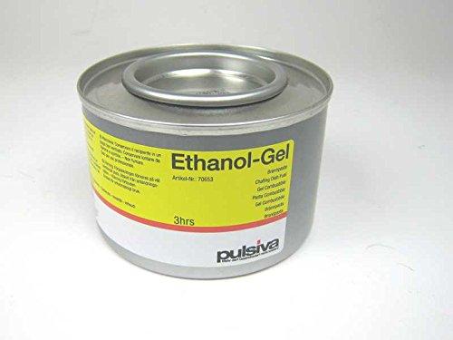 Preisvergleich Produktbild Brennpaste in Dose 230ml für Chafing Dish 70653