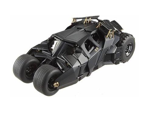 Preisvergleich Produktbild Batman Batmobile Tumbler, ''The Dark Knight Trilogy'' , Modellauto, Fertigmodell, Mattel 1:18