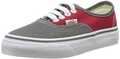 Vans Unisex Babies' Authentic First Walking Shoes Multicolor Size: 11.5 Child UK