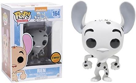Funko - Figurine Ren And Stimpy - Ren Chase Exclu Pop 10cm - 0745559263710 | Une Bonne Conservation De La Chaleur