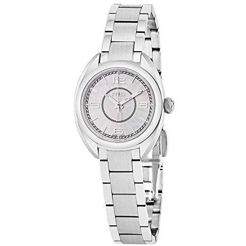 FENDI Women's Momento 26MM Steel Bracelet & CASE Swiss Quartz Watch F218024500