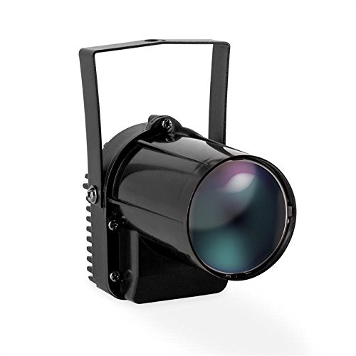 Ibiza LEDSPOT5-WH LED-Spot-Scheinwerfer 5W CREE LED -