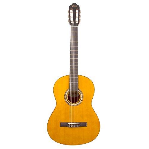 Gitarre VC204H, 4/4 Hybride heizt Finnen Vintage