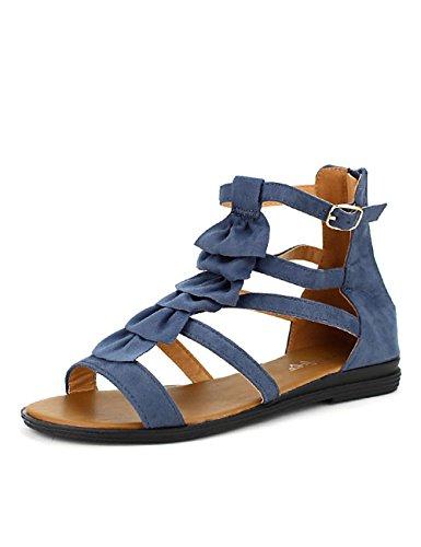Cendriyon Sandale Lady Glory Blue Chaussures Femme Bleu