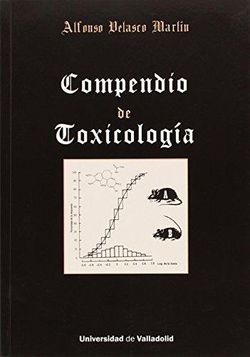 Compendio de toxicologia por Alfonso Velasco Martin