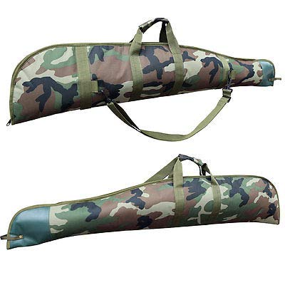 . R Woodland Gewehrtasche Ai Super Deluxe gepolstert Super D Tragetasche, Jagd, Jagd, Camo XE Pad Tasche Tasche Air Woodland -