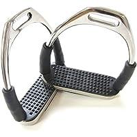 Sicherheits-Steigbügel für Kinder mit Gelenken - Silber