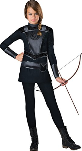 Mädchen Tweens Für Kostüm - Warrior Huntress Child Costume Large 12-14