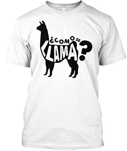 teespring Novelty Slogan T-Shirt - Comose Llama?