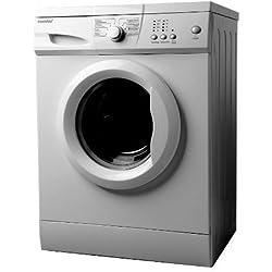 Comfee MFE510 Autonome Charge avant 5kg 1000tr/min A+ Blanc machine à laver - Machines à laver (Autonome, Charge avant, Blanc, boutons, Rotatif, Gauche, Blanc)