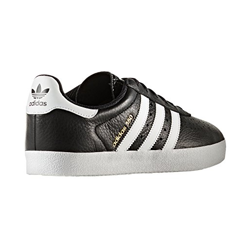 adidas 350 black and red. sports shoes for men. Sneaker Black/White/Gold